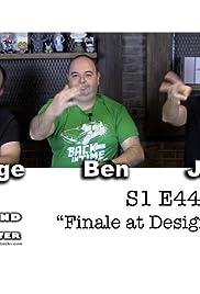 Finale at Designercon Poster