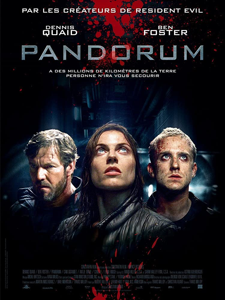 Pandorum 2009 Hindi Dual Audio 400MB BluRay ESubs Download