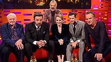 Ben Affleck/Sir David Attenborough/Matt Smith/Claire Foy/Sting