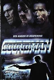 William Forsythe, Danny Trejo, and Wes Studi in Soundman (1998)