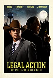 Legal Action Poster
