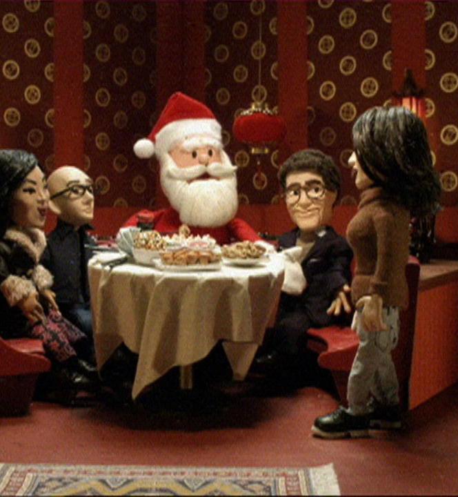 greatest snl christmas sketch - John Malkovich Snl Christmas