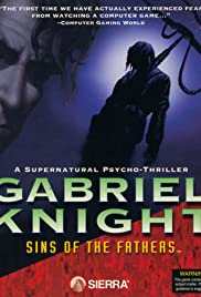 Gabriel Knight: Sins of the Fathers(1993) Poster - Movie Forum, Cast, Reviews