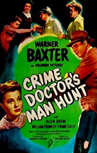 Crime Doctor's Man Hunt USA