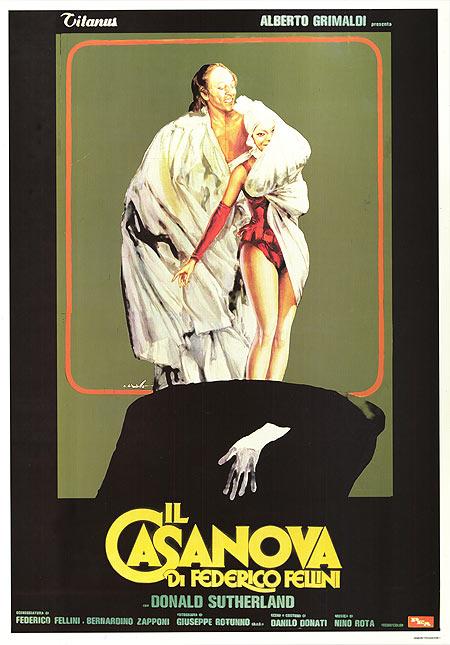 Fellini S Casanova 1976 Imdb