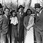 Jane Darwell, Richard Cromwell, Rochelle Hudson, and Will Rogers in Life Begins at 40 (1935)