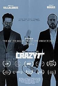 Holt Boggs, Brian Villalobos, and Mark Fischbach in Crazy (2020)