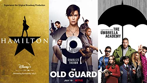 July's Most Anticipated Streaming Titles