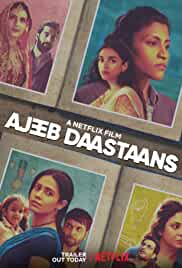 Ajeeb Daastaans (2021) HDRip Hindi Full Movie Watch Online Free