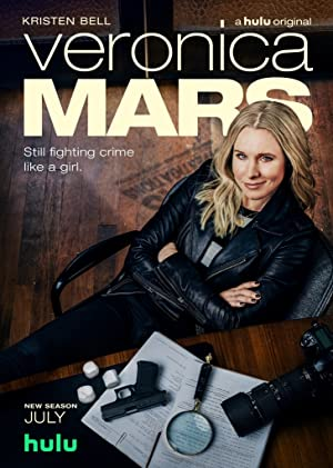 Veronica Mars - Season 4 TV Series poster on IndoXX1