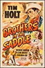 Brothers in the Saddle (1949) Poster
