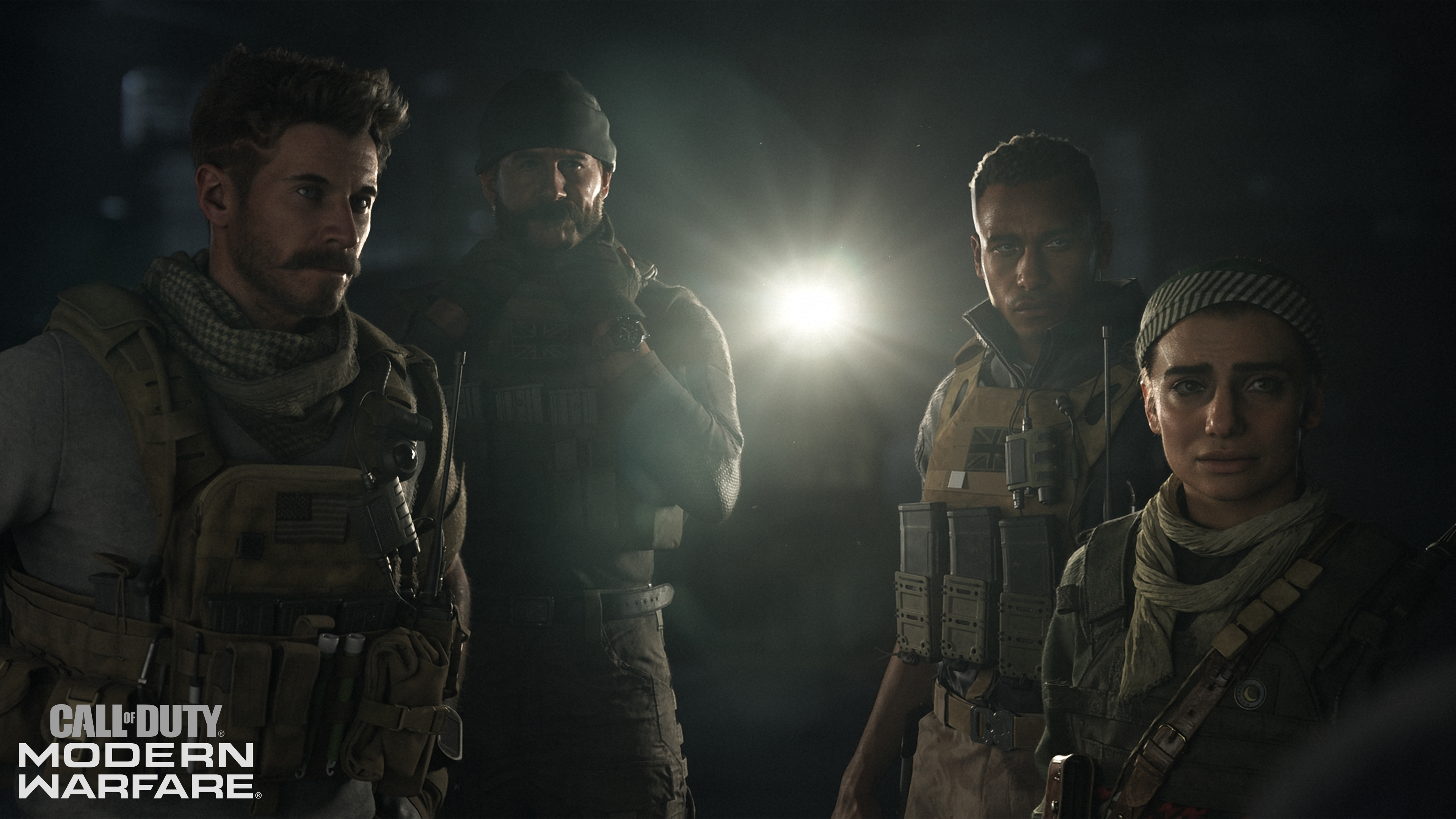 Call Of Duty Modern Warfare Video Game 2019 Photo