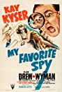 My Favorite Spy (1942) Poster