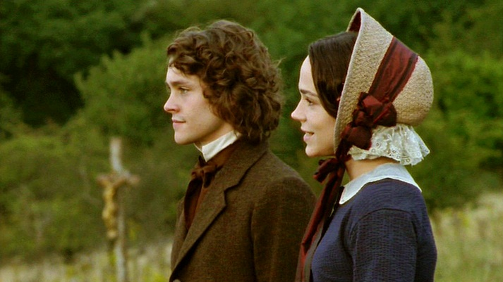 Hugh Dancy and Frances O'Connor in Madame Bovary (2000)