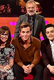 Michael Caine/Sally Field/Chris Pine/Rami Malek/Christine and the Queens Poster
