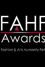 The FAHF Awards Poster