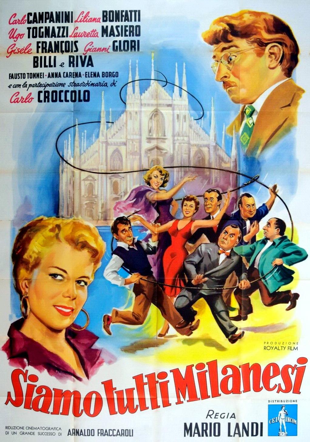 Siamo tutti Milanesi (1953)