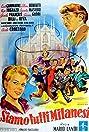 Siamo tutti Milanesi (1953) Poster