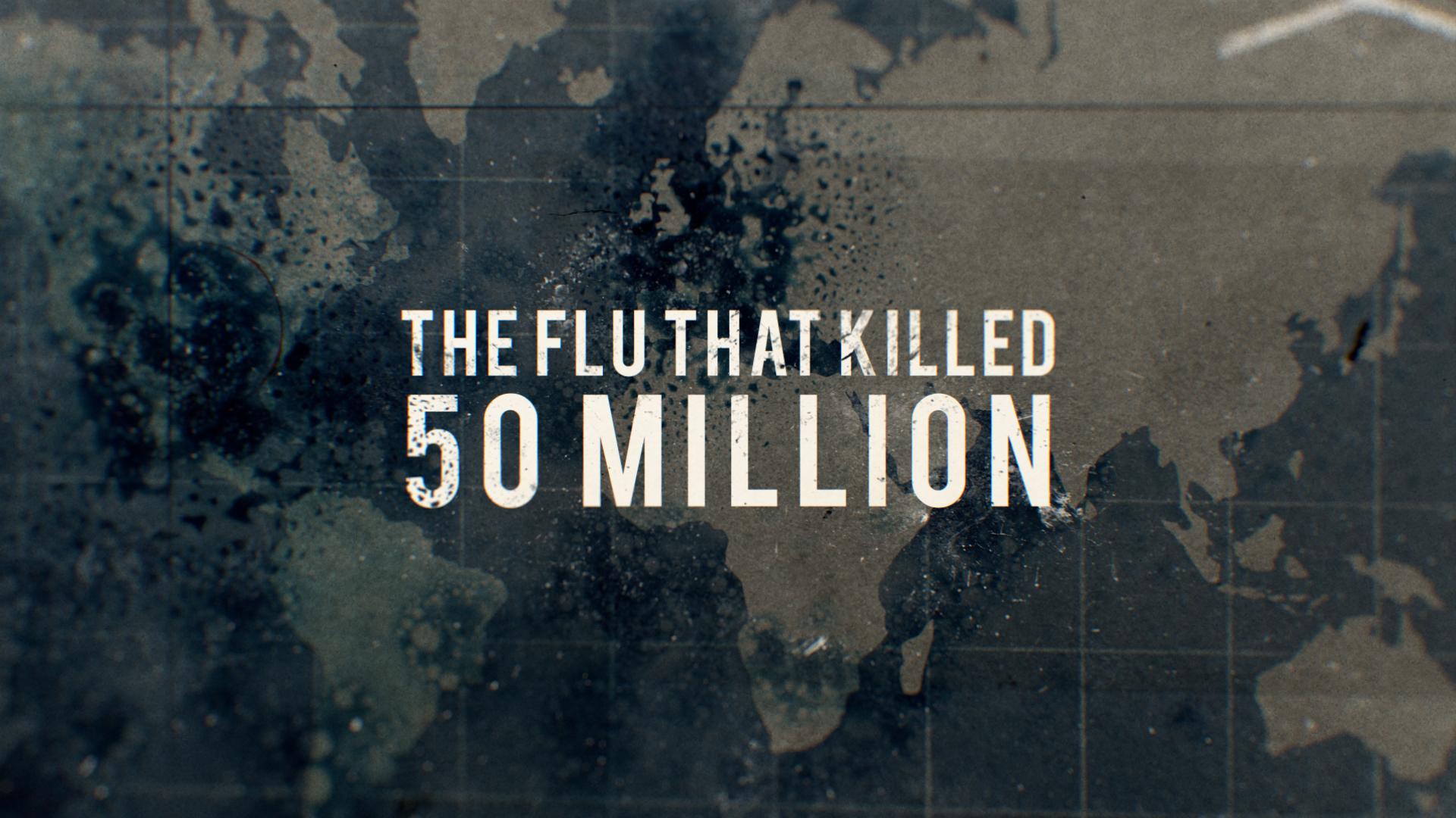 آنفلوانزایی که ۵۰ میلیون نفر را کشت (مستند)