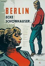 Berlin - Ecke Schönhauser Poster