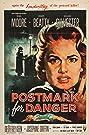 Postmark for Danger (1955) Poster