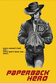 Paperback Hero (1973) Poster - Movie Forum, Cast, Reviews