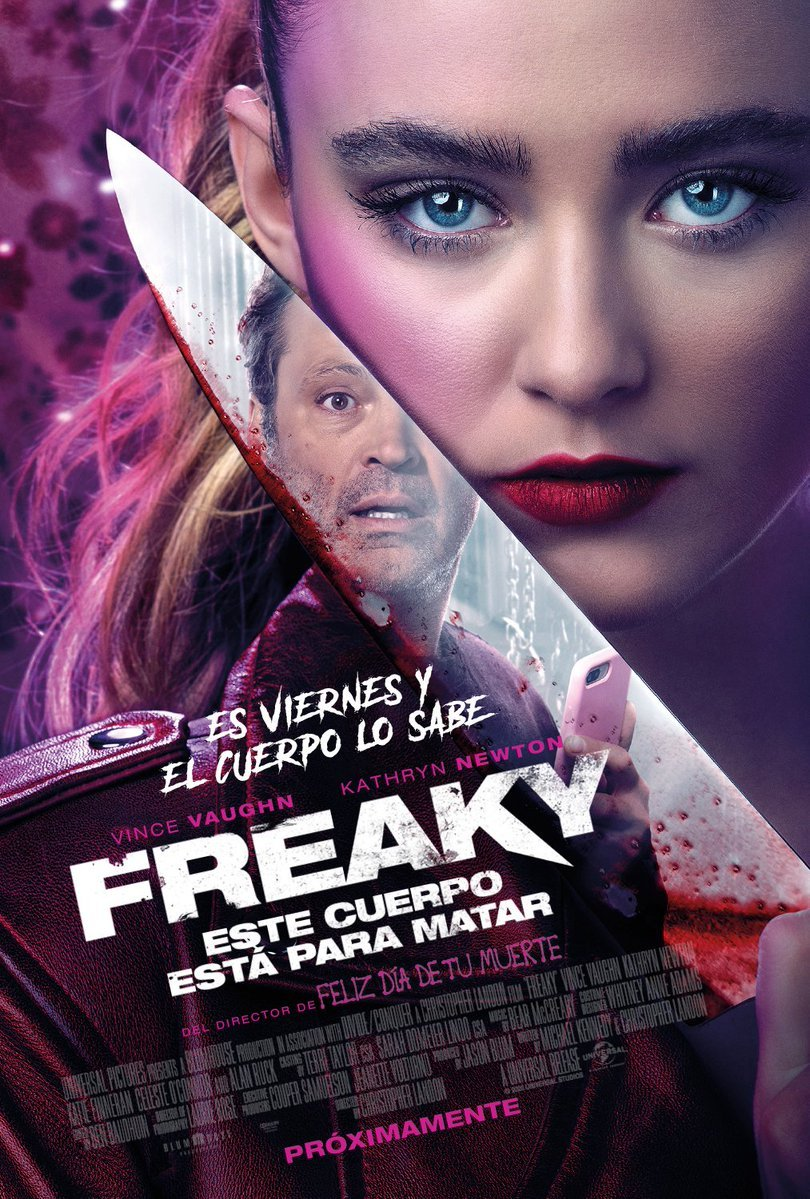 Freaky 2020 English 320MB HDRip Download