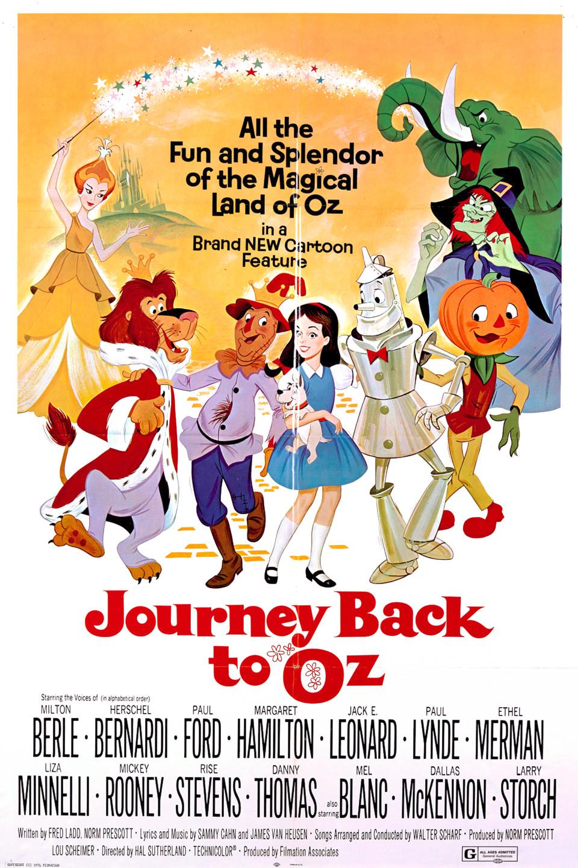 Journey Back to Oz (1972) - IMDb