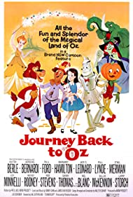 Journey Back to Oz (1974) Poster - Movie Forum, Cast, Reviews