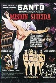 Misión suicida Poster