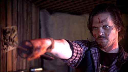 Trailer for Cowboys vs. Zombies: The Devil's Crossing