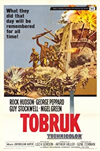 Torrents free movie downloading Tobruk by Robert Wise [h.264]