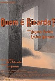 Quem É Ricardo? Poster