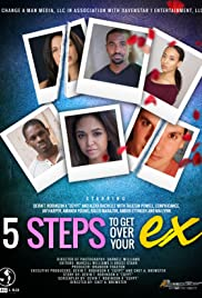 5 Steps To Get Over Your EX Poster