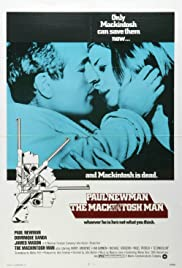 The MacKintosh Man Poster