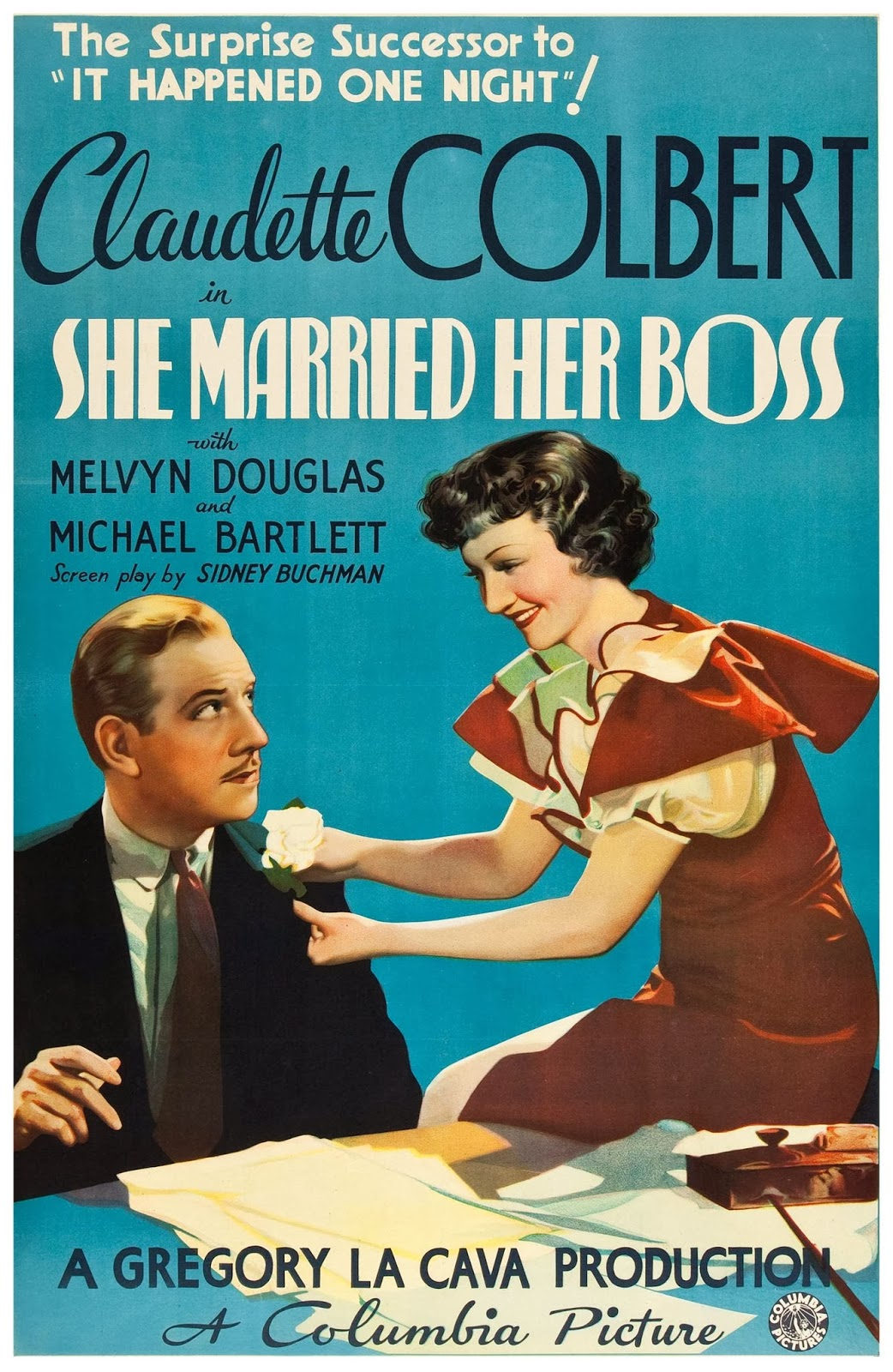 Image result for she married her boss 1935