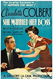 She Married Her Boss Poster