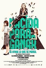 Victoria Abril, Cristina Castaño, and Alexandra Jiménez in Nacida para ganar (2016)