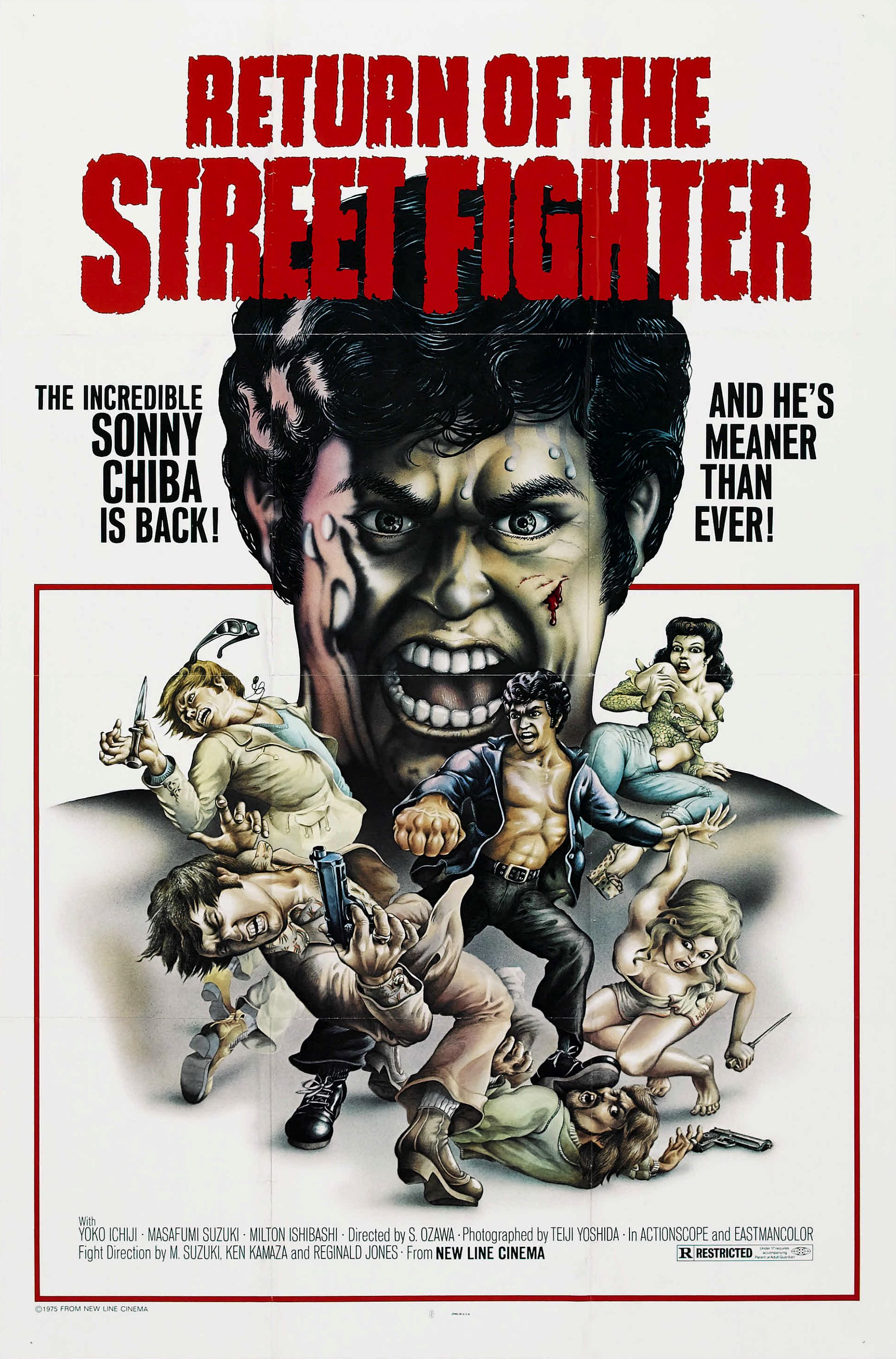 Satsujin ken 2 (1974) - IMDb