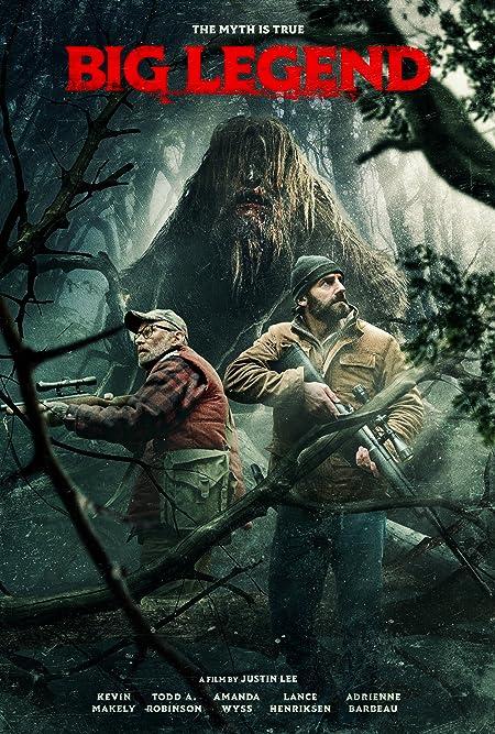Big Legend (2018) Dual Audio WEB-Rip - 480P   720P - x264 - 300MB   800MB - Download & Watch Online  Movie Poster - mlsbd