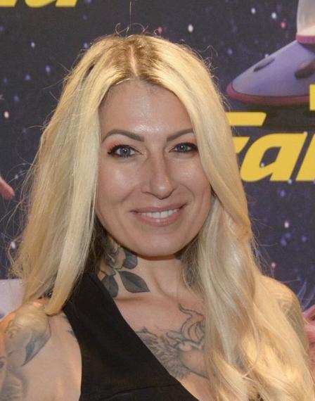 Director Jovanka Vuckovic at the 2019 Fantasia International Film Festival