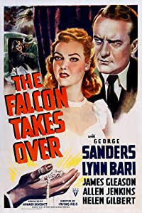 Watch online notebook movie The Falcon Takes Over by Irving Reis [720p]