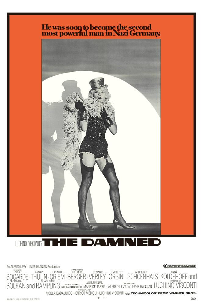Helmut Berger in La caduta degli dei (Götterdämmerung) (1969)