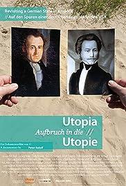 Aufbruch in die Utopie Poster