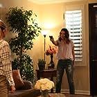 Andrea Bogart and Hannah Barefoot in Hello Neighbor (2018)