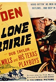 The Lone Prairie Poster