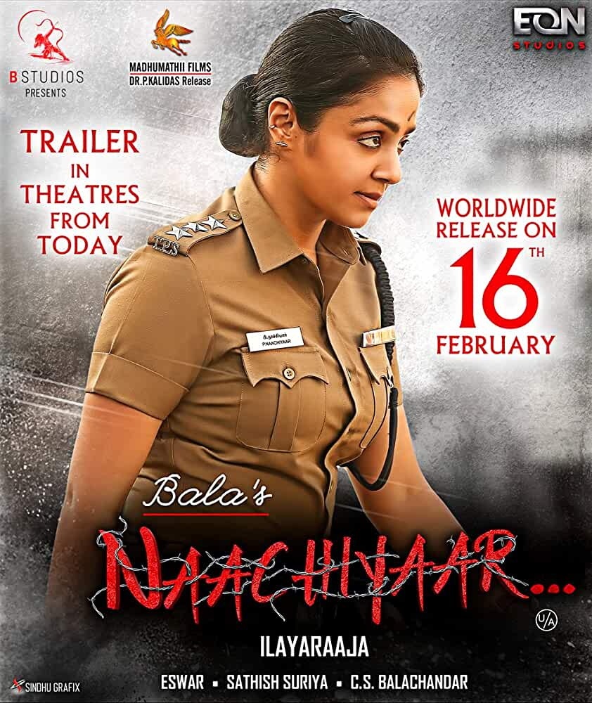 Naachiyaar (Tejaswini 2 2020) Hindi Dubbed