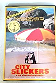 City Slickers: A Tale of Two African Penguins Poster