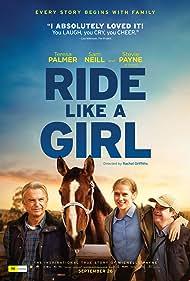 Sam Neill, Stevie Payne, and Teresa Palmer in Ride Like a Girl (2019)