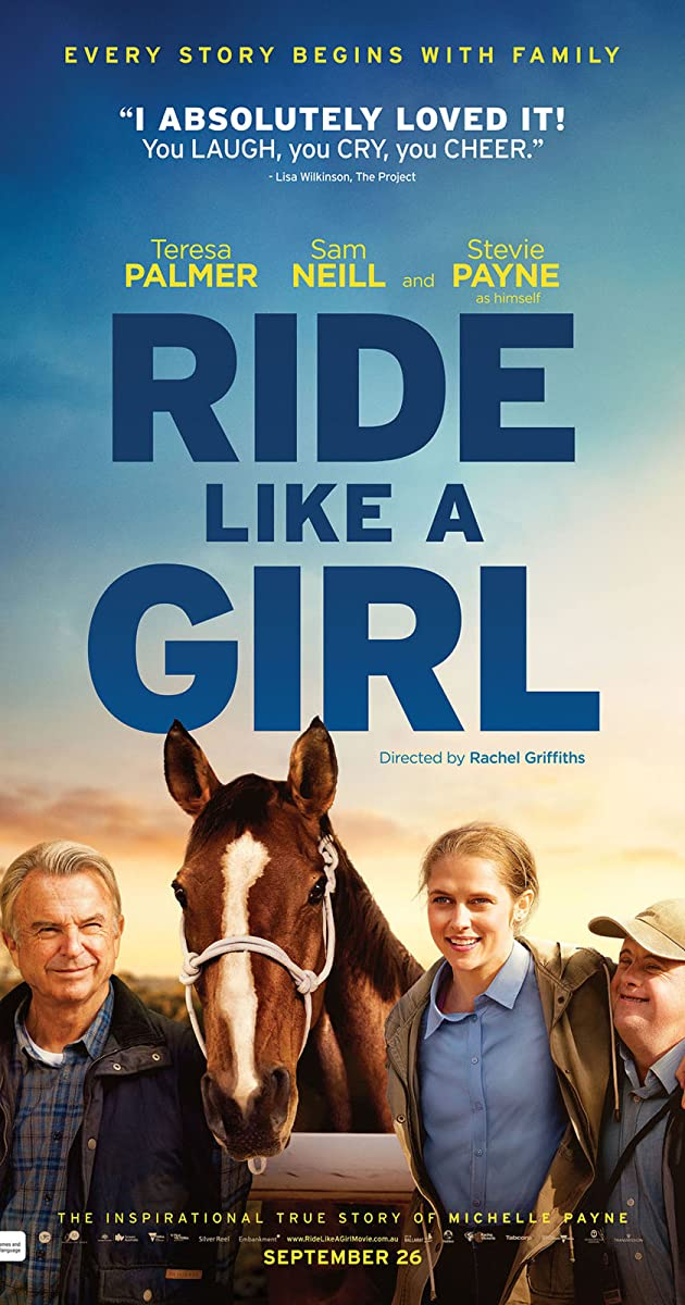 Ride Like a Girl (2019) Subtitles